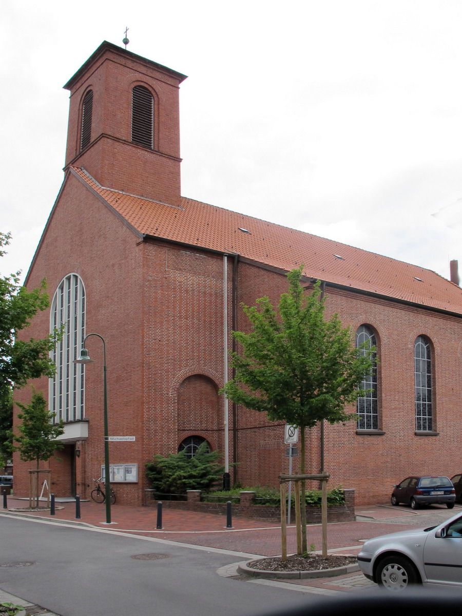 Muscle pauperism Kirche Emden Katholische the pros