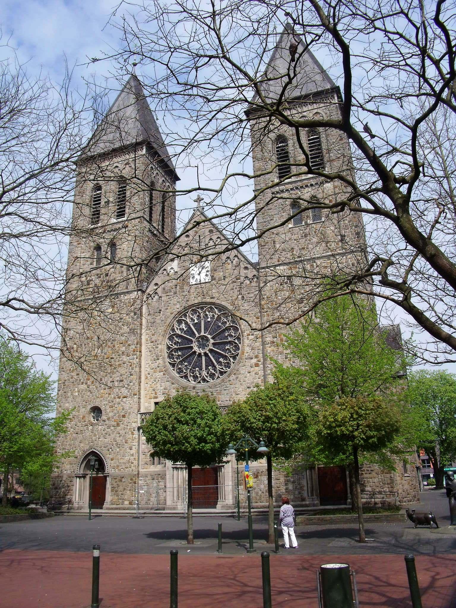 paradies romanische kirche