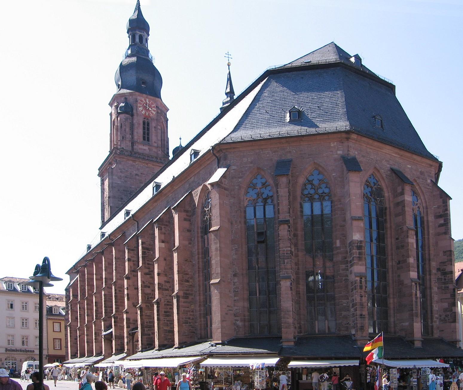 christuskirche heidelberg