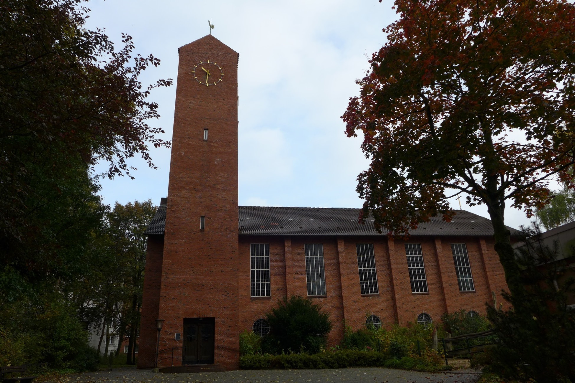 Katholische Kirche Rendsburg