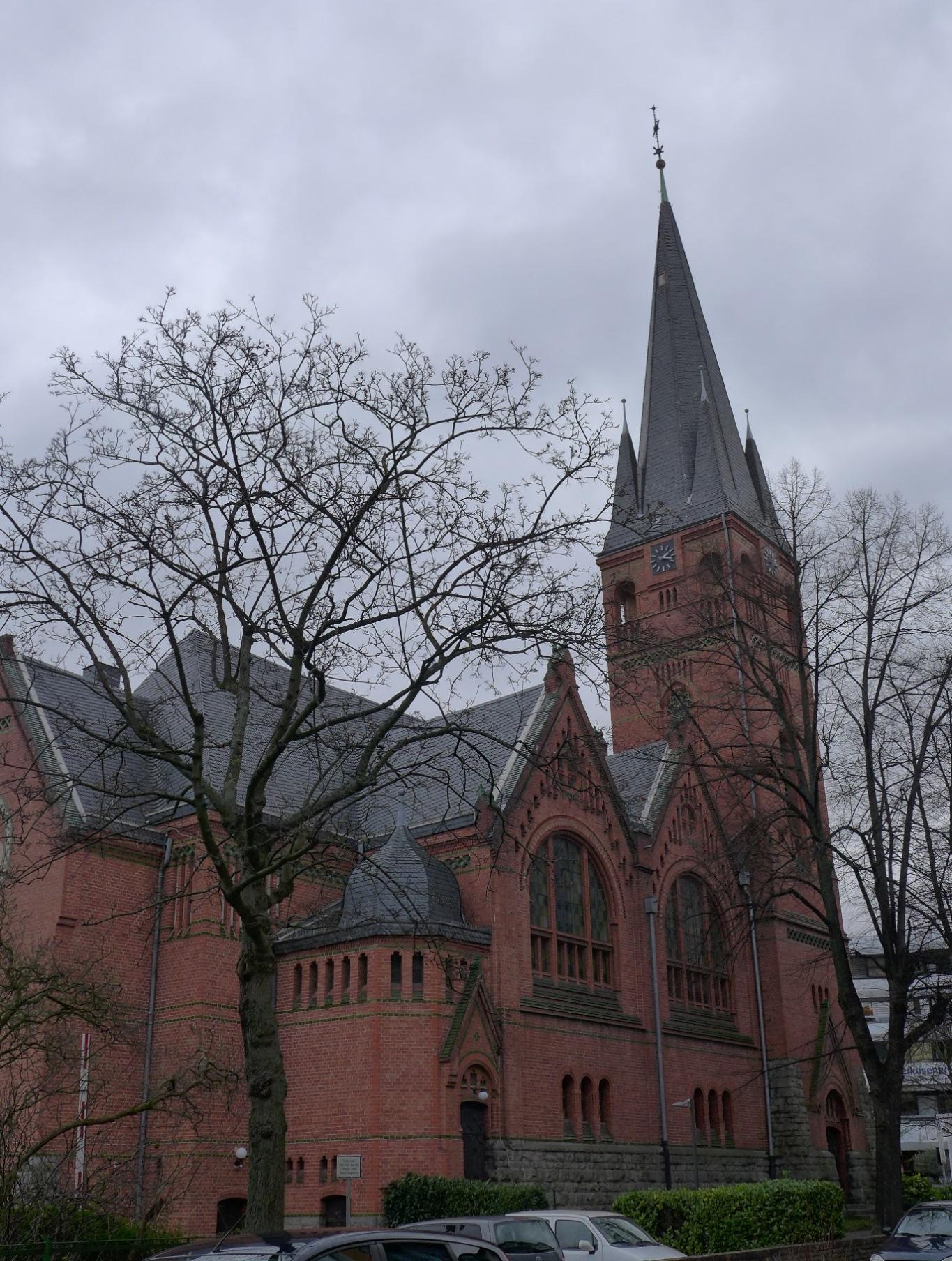 kirche leverkusen wiesdorf
